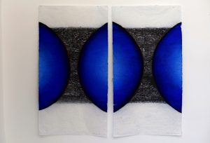 1 numinou - diptych, ink, pigment, mulberry paper, 145x295cm, 2017 MG_3767 copy